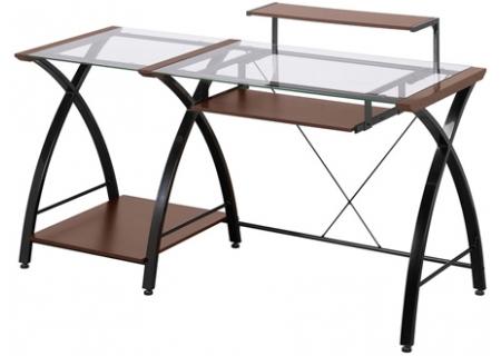 Z-Line - ZL40533DBU - Computer Desks
