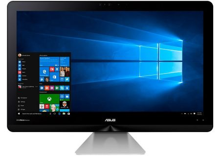 Asus Zen All-In-One Quartz Gray Desktop Computer - ZN241ICUT-DS51