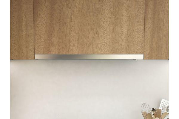 "Large image of Zephyr Pisa 36"" Stainless Steel Under-Cabinet Hood - ZPIE36AG"