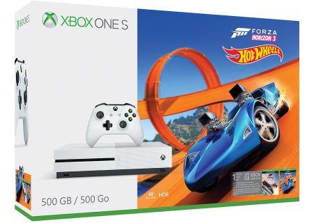 Microsoft Xbox One S 500GB Forza Horizon 3 Hot Wheels Bundle - ZQ9-00202