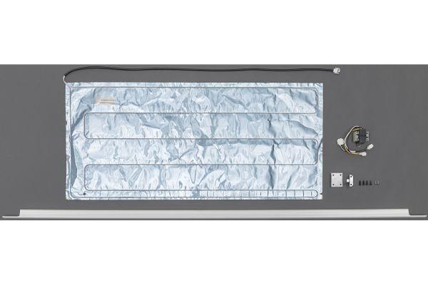 Large image of Monogram Fully Integrated Refrigeration-Freezer Heater Kit - ZUGC
