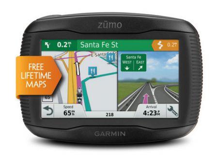 Garmin Zumo 395LM GPS Motorcycle Navigation System - 010-01602-00