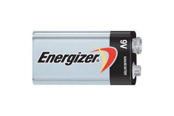 Large image of Energizer MAX 9 V Individual Alkaline Battery - 522VP