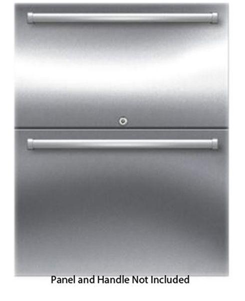 Sub Zero 24 Outdoor Refrigerator Drawers Panel Ready Id24ro