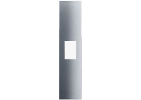 "Miele 18"" Stainless Steel Door Panel For Freezer - KFP1813"