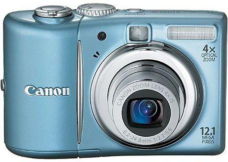 Canon - A1100ISBLU - Digital Cameras
