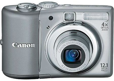 Canon - A1100ISGRAY - Digital Cameras