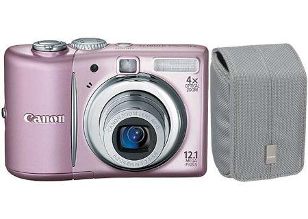 Canon - A1100ISP KIT - Digital Cameras