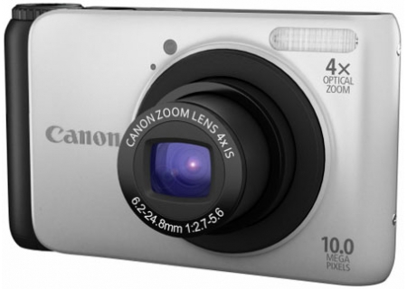 Canon - A3000 IS - Digital Cameras