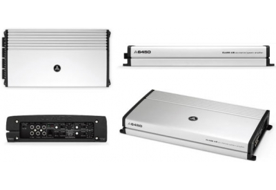 JL Audio - A6450 - Car Audio Amplifiers