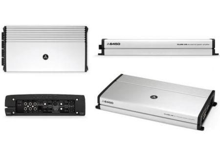JL Audio - A6450 - Car Audio Amplifiers