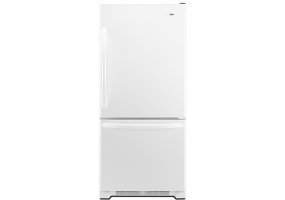 Amana - ABB2224WEW - Bottom Freezer Refrigerators