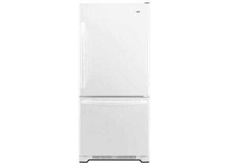 Amana - ABB2224WEW - Bottom Freezer Refrigerators