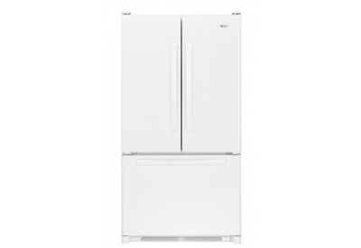 Amana - AFD2535DEW - Bottom Freezer Refrigerators