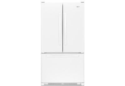 Amana - AFF2534FEW - Bottom Freezer Refrigerators