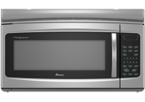 Amana - AMV1160VAD - Microwave Ovens & Over the Range Microwave Hoods