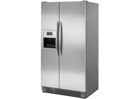 Amana - ASD2526VES - Side-by-Side Refrigerators
