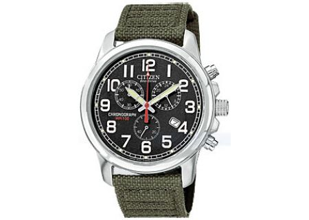 Citizen Eco-Drive Military Caliber H500 Mens Watch - AT020005E