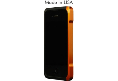 Atomic - AHC01B-O iPhone 4 Case - iPhone Accessories