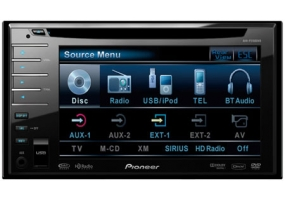 Pioneer - AVH-P3100DVD - Mobile Video