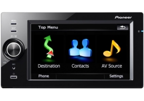 Pioneer - AVIC-F500BT - Car Navigation and GPS