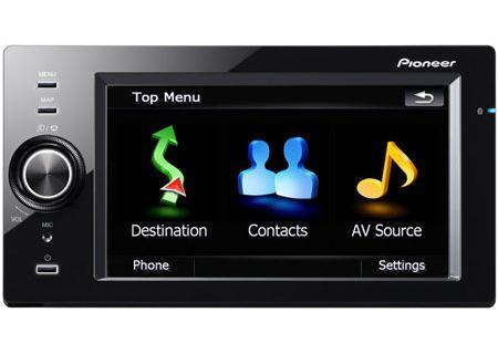 Pioneer - AVIC-F500BT - Portable GPS Navigation