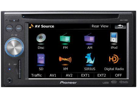 Pioneer - AVIC-F700BT - Portable GPS Navigation