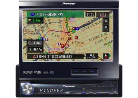 Pioneer - AVIC-N5 - Portable GPS Navigation