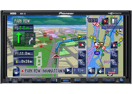 Pioneer - AVIC-Z2Y - Portable GPS Navigation
