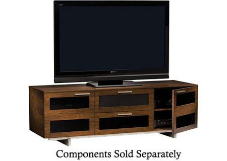 BDI Avion 8927 II Walnut TV Stand - AVION8927CWL