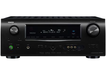 Denon - AVR-1910 - Audio Receivers