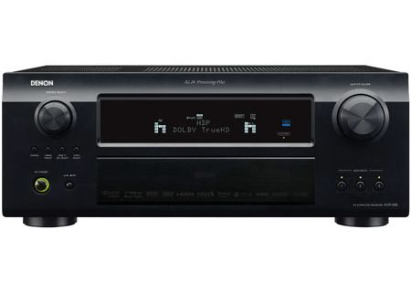 Denon - AVR-989 - Audio Receivers