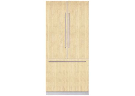 Bosch - B36IT70NNP - Built-In Bottom Freezer Refrigerators