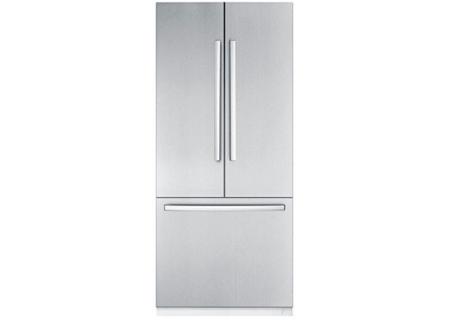 Bosch - B36IT70SNS - Built-In Bottom Freezer Refrigerators