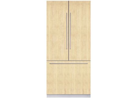 Bosch - B36IT71NNP - Built-In Bottom Freezer Refrigerators