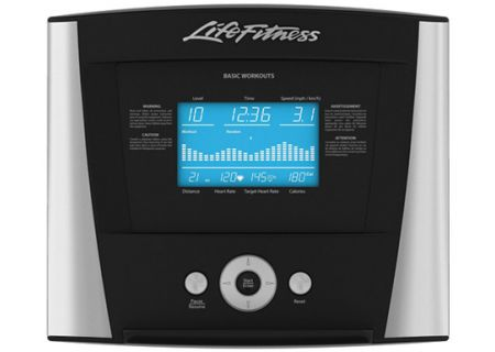 Life Fitness - BAS000X0303 - Elliptical Machines