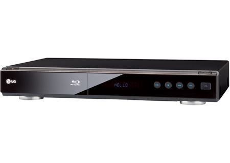 LG - BD300 - Blu-ray Players & DVD Players