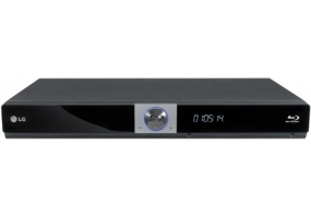 LG - BD370 - Blu-ray Players & DVD Players