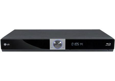 LG - BD370 - Blu-ray Players & DVD Players