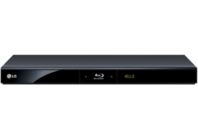 LG - BD550 - Blu-ray Players & DVD Players