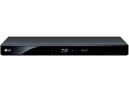 LG - BD550 - Blu-ray Players & DVD Players