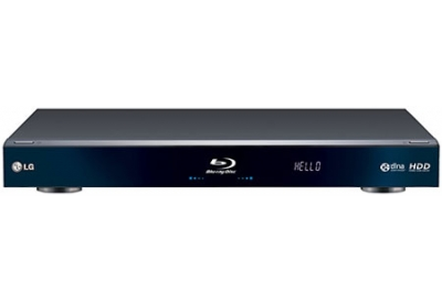 LG - BD590 - Blu-ray Players & DVD Players