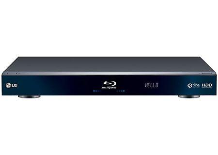 LG - BD590 - Blu-ray Players & DVD Players