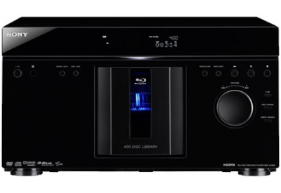 Sony - BDP-CX960 - CD Players