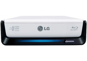 LG - BE08LU20 - External Hard Drives