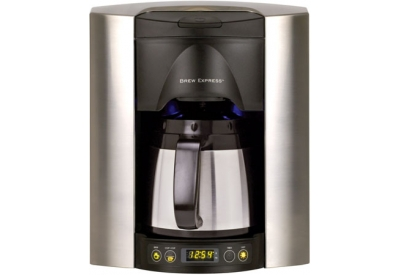Brew Express - BE-104R-133A - Coffee Makers & Espresso Machines