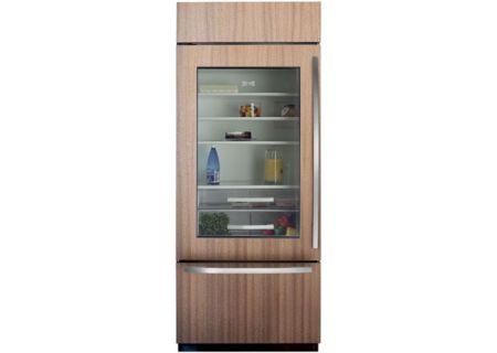 "Sub-Zero 30"" Built-In Bottom Freezer Refrigerator - BI-30UG/O"
