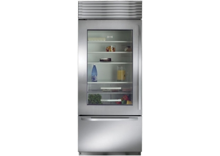 Sub-Zero - BI-30UG/S/TH-LH - Built-In Bottom Freezer Refrigerators