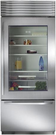 Sub Zero 30 Quot Right Hinge Built In Freezer Refrigerator Bi