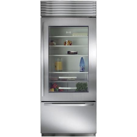 Sub Zero 30 Right Hinge Built In Freezer Refrigerator BI